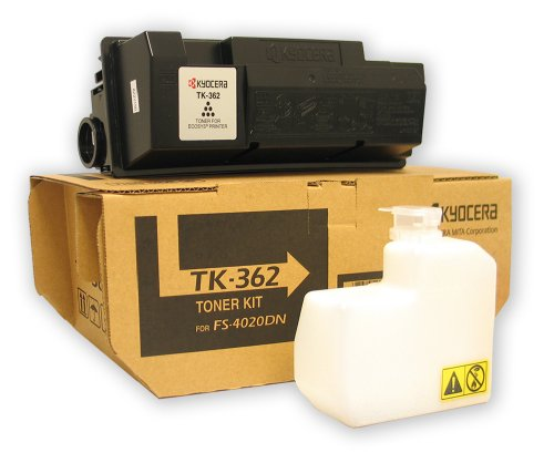 TK362 Toner/Drum, Black, Sold as 1 Each