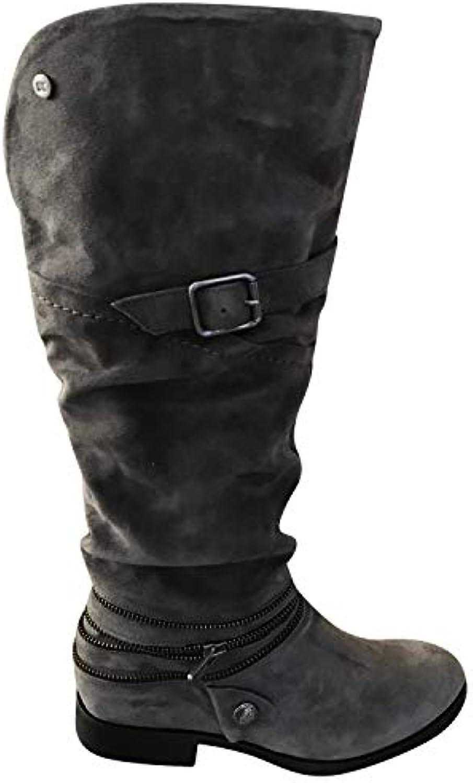 Gentiluomo   Signora DKode - Stivali da Donna, Grigio Prezzo moderato Qualità del prodotto Garanzia autentica | Economico  | Uomo/Donne Scarpa