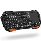 Noodei 23022KB Contrôleur de Clavier Bluetooth Mini Portable sans Fil avec pavé...