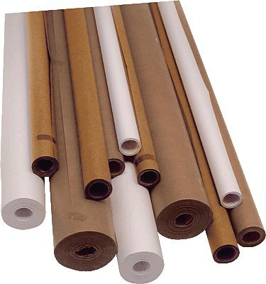 Unipapel 25113 - Rollo papel embalaje kraft