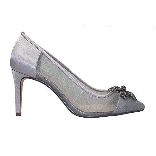 Lunar FLR361Ellen corte scarpa Grey