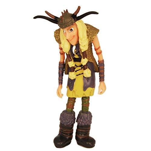 Ruffnut/Raffnuss Figur Drachenzähmen leicht gemacht, Dragons, Berk 8 cm