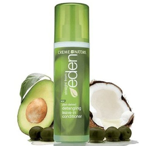Creme of Nature Eden Leave-In Detangling Conditioner 250 ml by Creme of Nature (English Manual)