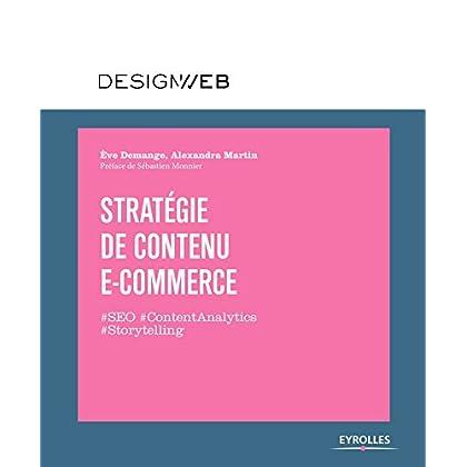 Stratégie de contenu e-commerce (Design web)