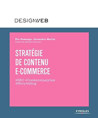 Stratégie de contenu e-commerce (Design web) par Eve Demange