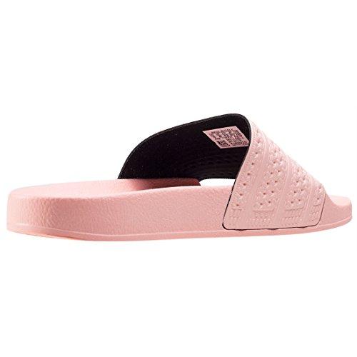 adidas Herren Adilette Badeschuhe Pink