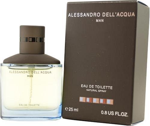 Alessandro Dell Acqua POUR HOMME par Alessandro Dell Acqua - 24 ml Eau de Toilette Vaporisateur