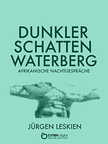 Dunkler Schatten Waterberg: Afrikanische