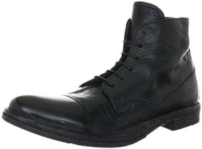 MOMA Derby Half Boot 52202-L, Herren Boots, Schwarz (nero), EU 39.5