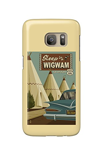 holbrook-arizona-route-66-wigwam-village-motel-galaxy-s7-cell-phone-case-slim-barely-there