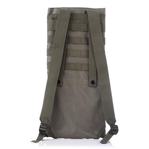 2.5L / 3L Tasche Tarnung Bergsteigen Rucksack Tasche Außenreit ArmyGreen