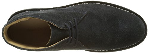 Hush Puppies Mens Lord Desert Boots Blu (blu Navy)