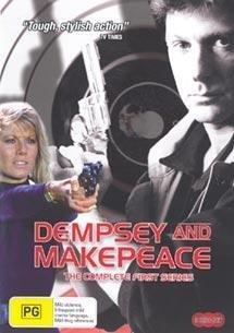 Mission casse-cou / Dempsey and Makepeace (Season 1) - 3-DVD Set ( Dempsey & Makepeace - Season One ) [ Origine Australien, Sans Langue Francaise ]