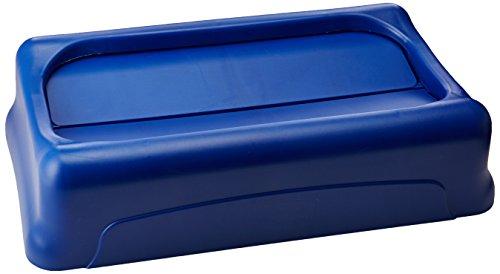 rubbermaid-slim-jim-099135-copertina-per-contenitore-colore-blu