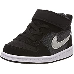 Nike Court Borough Mid SE TDV, Zapatillas Bebé Unisex