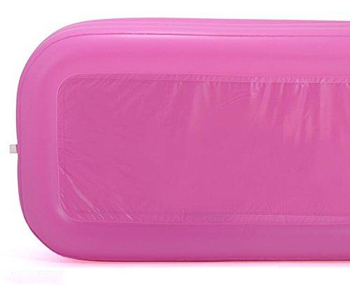 Vasca Da Bagno Pieghevole Adulti : Vasca da bagno gonfiabile per adulti in pvc pvc piscina a