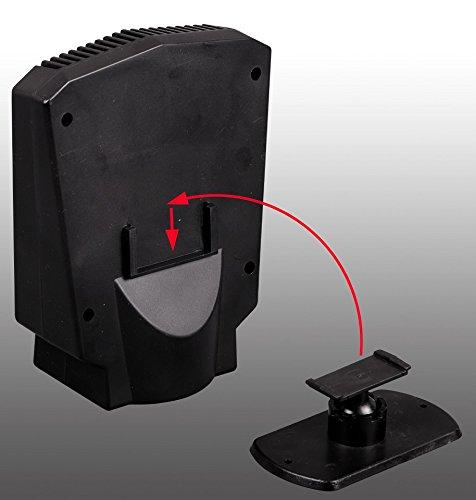Universeller Heizlüfter / Scheibenenteiser 12 Volt 300 Watt - 3