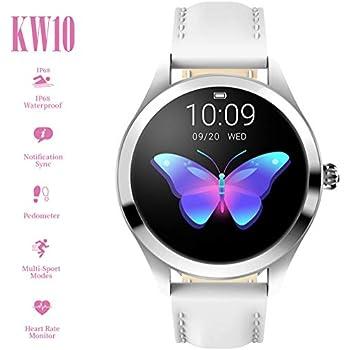 Smart Watch New Kw10, para Mujeres Reloj Deportivo al Aire Libre ...