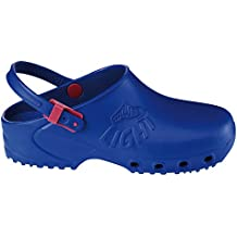 vendita calda online comprare popolare vari colori Amazon.it: zoccoli calzuro - Blu
