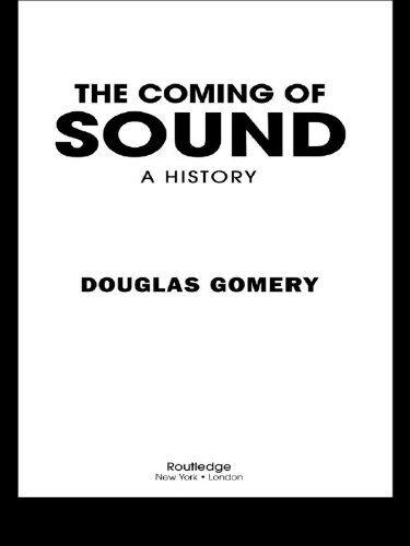 The Coming of Sound