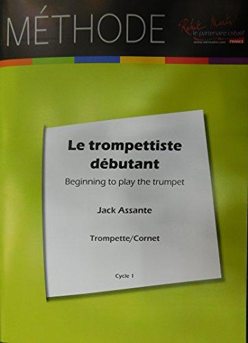 Le trompettiste débutant par Jack Assante