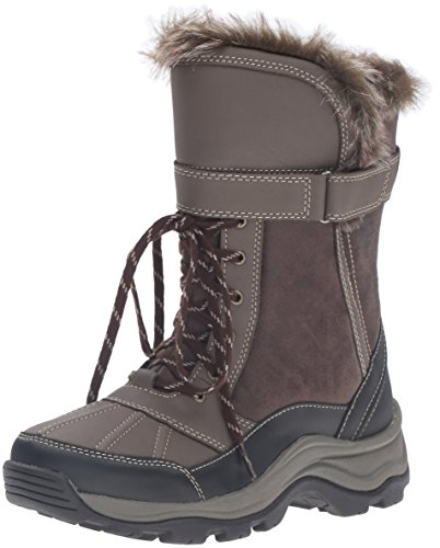 Clarks Women's Mazlyn West Winter Boot, Gunsmoke, 6.5 M US Extreme Cold Weather Boot