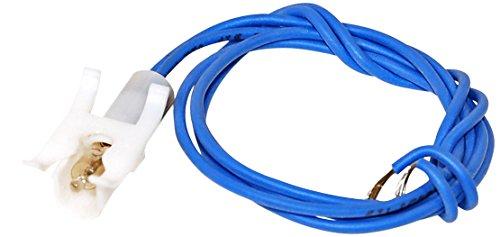 Ariston C00028054 Backofen und Herdzubehör / Leuchtmittel / Kochfeld / Original-Ersatz rote Kontrolllampe für Ihren Ofen / Dieser Teil / Zubehör eignet sich für verschiedene Marken