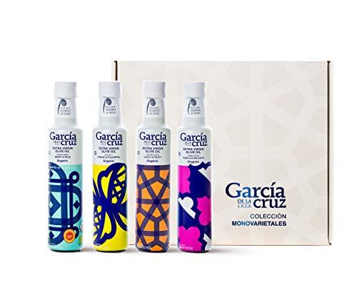 García de la Cruz - Aceite de Oliva Virgen Extra Pack 4x250ML...