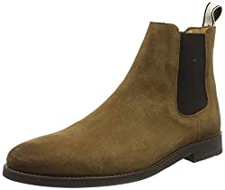 GANT Footwear Herren MAX Chelsea Boots, Braun (Tobacco Brown G42), 43 EU