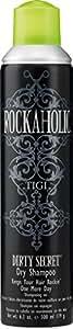 Tigi Rockaholic - Soin Du Cheveu - Dirty Secret Dry Shampoo - Shampooing 300ml