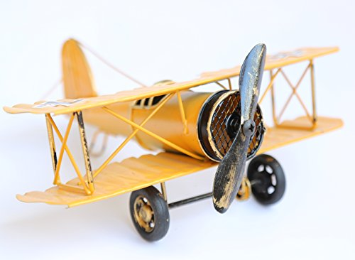 berry-presidentr-vintage-retro-wrought-iron-aircraft-handicraft-metal-biplane-plane-aircraft-models-