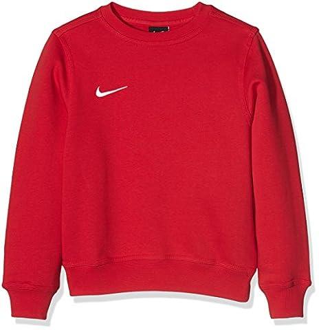 Nike Kid's Team Club Sweatshirt - Red, Size: L