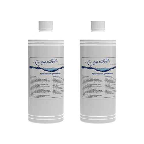 2er-Pack SpaBalancer System Flush 1,0 l - 1l Flush