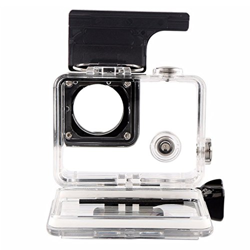 Imported Waterproof Diving Housing Case for GoPro Hero 3+/Hero 4+ Accessory
