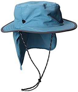 The North Face Unisex Adult Canyon Explorer Hat - Storm Blue/Vanadis Grey, One Size