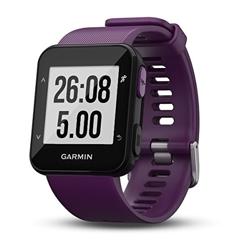 41z5yB%2BWkUL. SS500  - Garmin Forerunner 30 GPS Running Watch with Wrist Heart Rate, Amethyst