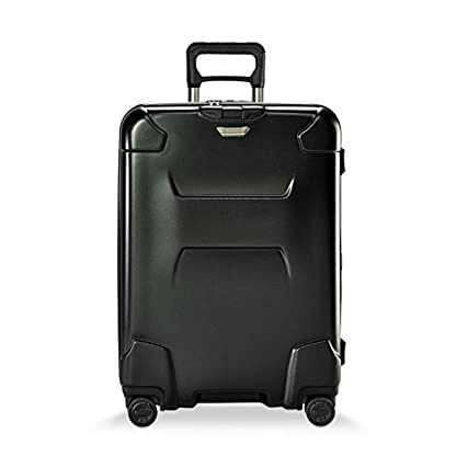 41z5zdrfGjL. SS416  - Briggs & Riley Torq Medium Spinner, 68cm, 73.4 litres, Black Maleta, 68 cm, liters, Negro (Black)