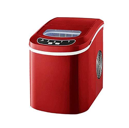 POIUYT Tragbare Theken-Eismaschine - Neues Kompaktes Modell