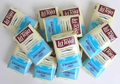 La Toja Soap 130ml/125gr 24 Bars
