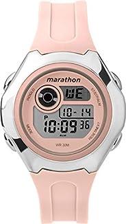 Timex Womens Quartz Watch, Digital Display and Resin Strap - TW5M32700