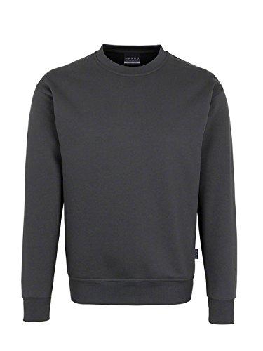 Hakro Sweatshirt Premium, anthrazit, 6XL