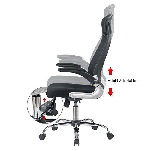 fauteuil de direction ergonomique grande taille. Black Bedroom Furniture Sets. Home Design Ideas