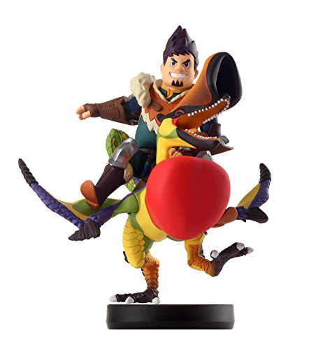 amiibo de Monster Hunter Stories de Dan