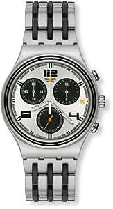Swatch YCS507G Bracelet En Acier Inoxydable - Montre Homme