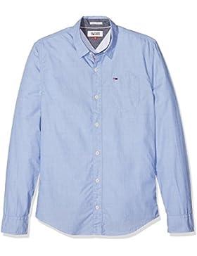 Tommy Hilfiger Herren Sporthemd Original On End Shirt L/S