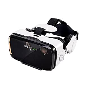 UPGRADED VERSION BOBOVR Z4 Xiaozhai Z4 BOBOVR VR Box 3D Glasses 120° FOV 3D VR Virtual Reality Headset 3D Movie Video Game Private Theater with Headphone for iPhone 6/6 Plus 4.0 - 6.0 inches Android IOS Smartphones