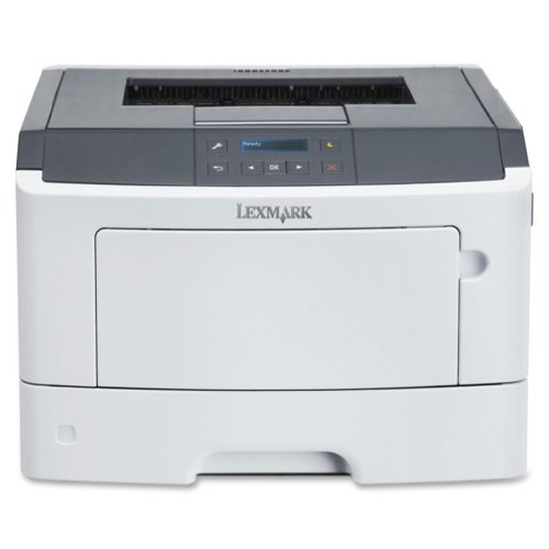 Lexmark MS410d 1200 x 1200DPI A4 - Laser-/LED-Drucker (1200 x 1200 DPI, 80000 Seiten pro Monat, Microsoft XPS,PCL 5e,PCL 6,PostScript 3, Laser, Schwarz, 750 - 7200 Seiten pro Monat)