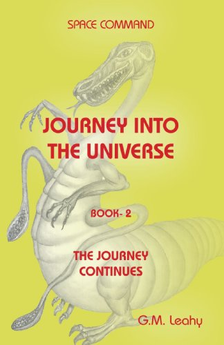 Space Command Journey into the Universe: Bk. 2 Cover Image