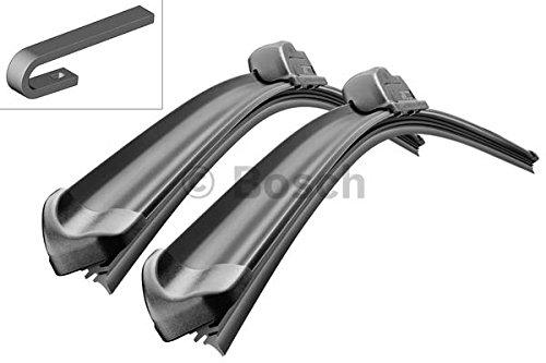 Preisvergleich Produktbild Bosch 3397118909 Aerotwin Retrofit Wischblatt Satz AR607S für BMW 3 (E46) Baujahr 02.98 - 04.05, 3 Compact (E46) Baujahr 06.01 - 02.05,  3 Coupe (E46) ab Baujahr 04.99,  3 Cabriolet (E46) Baujahr 04.00 - 12.07,  3 Touring (E46) Baujahr 10.99 - 02.05,  HONDA ACCORD VI Coupe (CG) Baujahr 12.97 - 06.03,  INFINITI FX ab Baujahr 10.08,  MAZDA 3 (BL) ab Baujahr 12.08,  NISSAN NAVARA (D40) ab Baujahr 10.04,  NAVARA Pritsche / Fahrgestell (D40) ab Baujahr 08.08,  PATHFINDER (R51) ab Baujahr 01.05,  OPEL SIGNUM ab Baujahr 05.2003,  VECTRA C GTS ab Baujahr 08.2002,  VECTRA C ab Baujahr 04.2002,  TOYOTA RAV 4 II (CLA2_,  XA2_,  ZCA2_,  ACA2_) Baujahr 06.00 - 11.05