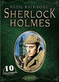 Sherlock Holmes - Coffret Basil Rathbone